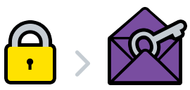 Recover Email Graphic